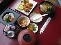 松島 観光 食事