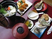 松島 お食事